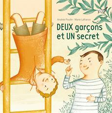 Livre Deux garçons et un secret