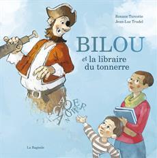 Livre Bilou et la libraire du tonnerre