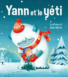 Livre Yann et le yéti