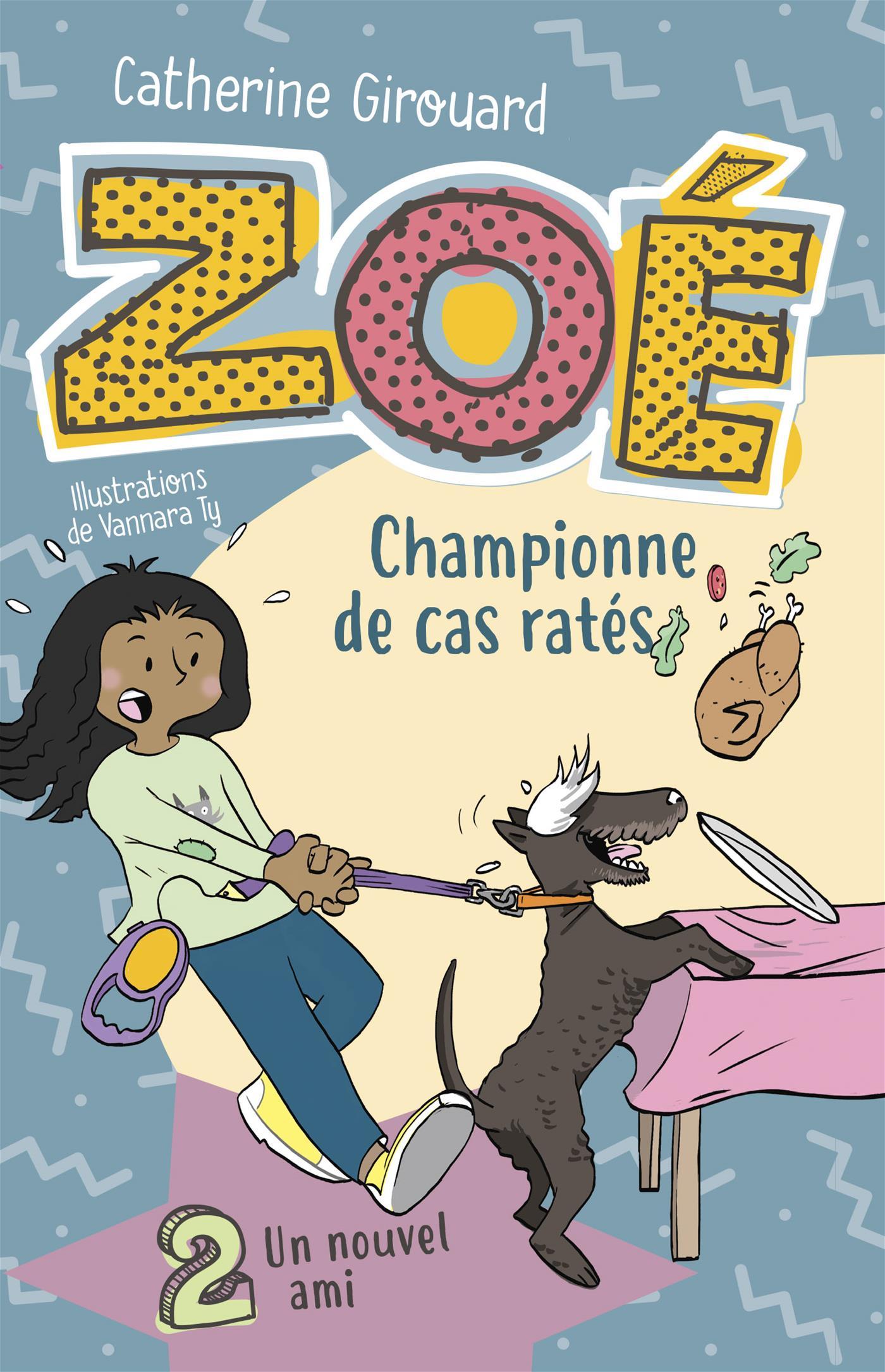Zoé, championne de cas ratés 2