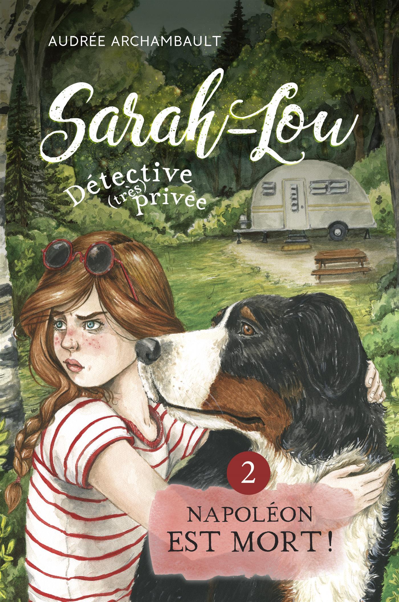 Sarah-Lou, détective (très) privée 2