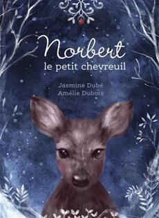 Livre Norbert le petit chevreuil