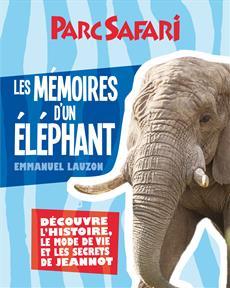 Livre Les mémoires d'un éléphant