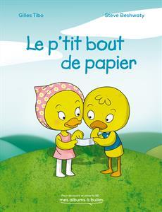 Livre Le p'tit bout de papier