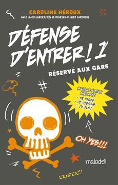 Livre Défense d'entrer ! 1