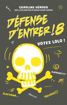 Livre Défense d'entrer ! 8
