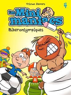 Livre Les Minimaniacs 4