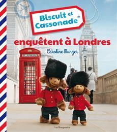 Livre Biscuit et Cassonade enquêtent à Londres