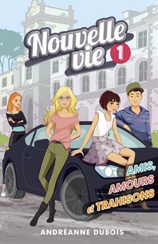 Livre Nouvelle vie 1