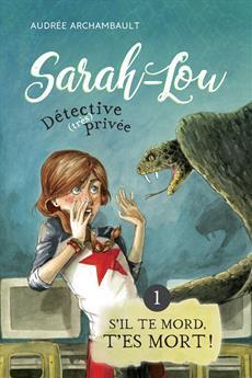 Livre Sarah-Lou, détective (très) privée 1
