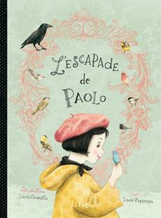Livre L'escapade de Paolo
