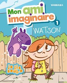 Livre Mon ami imaginaire 1