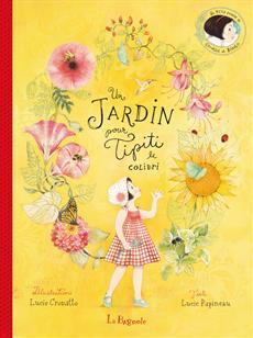 Livre Un jardin pour Tipiti le colibri