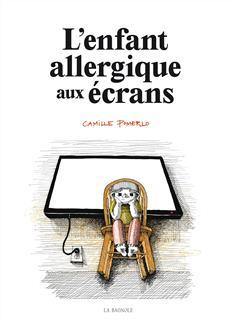 Livre L'enfant allergique aux écrans
