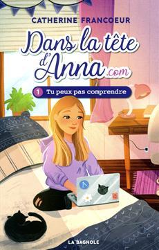 Livre Dans la tête d'Anna.com 1