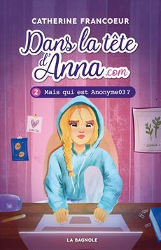 Livre Dans la tête d'Anna.com 2