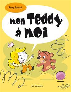 Livre Mon Teddy à moi