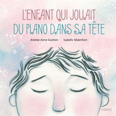 Livre L'enfant qui jouait du piano dans sa tête