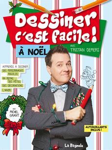 Livre Dessiner c'est facile à Noël !