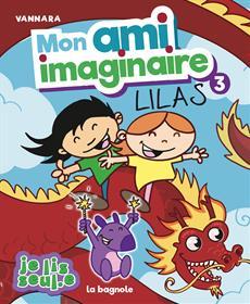 Livre Mon ami imaginaire 3