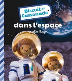 Livre Biscuit et Cassonade dans l'espace