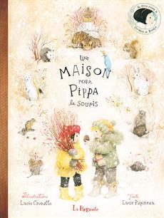 Livre Une maison pour Pippa la souris