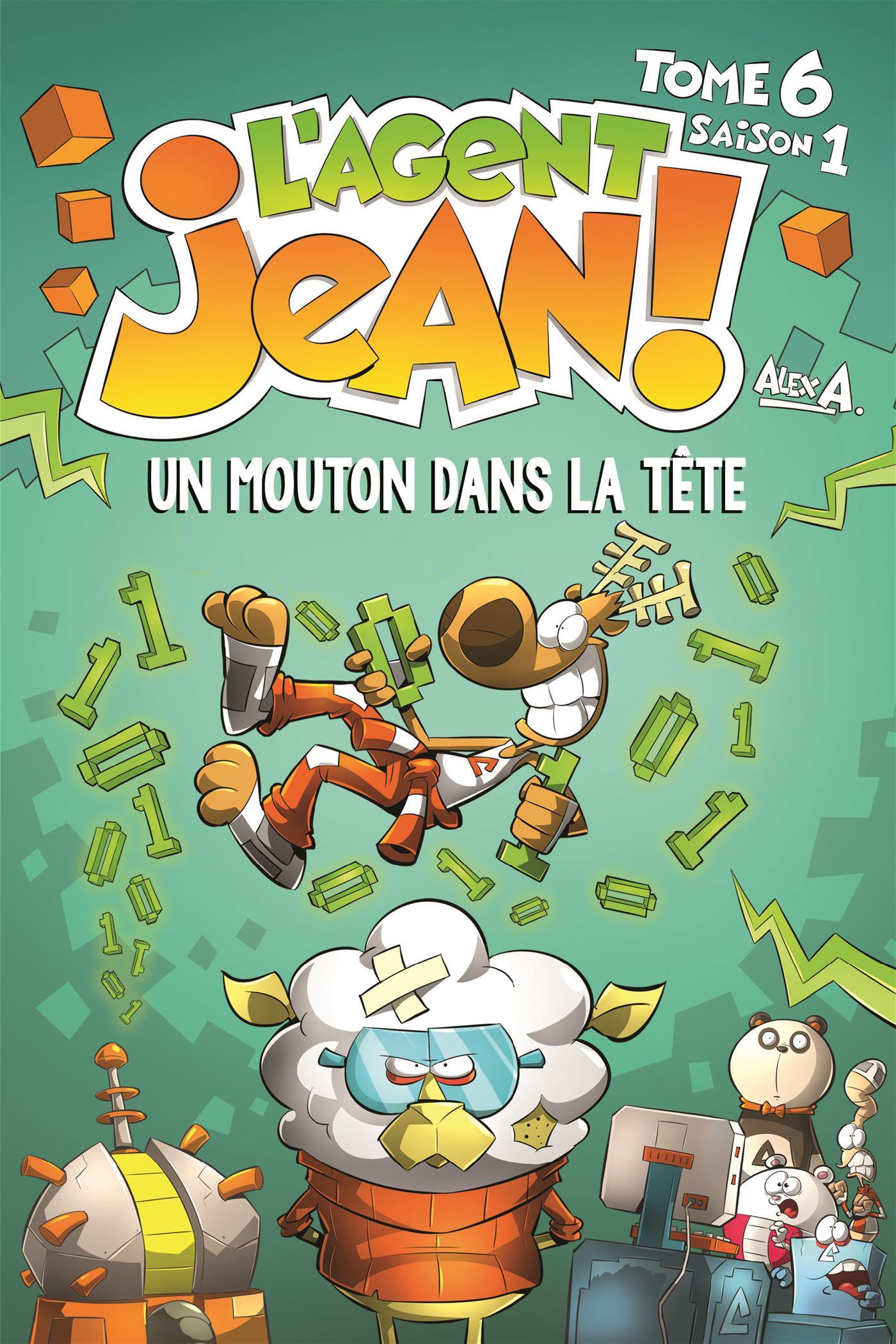 L'Agent Jean! - Tome 6