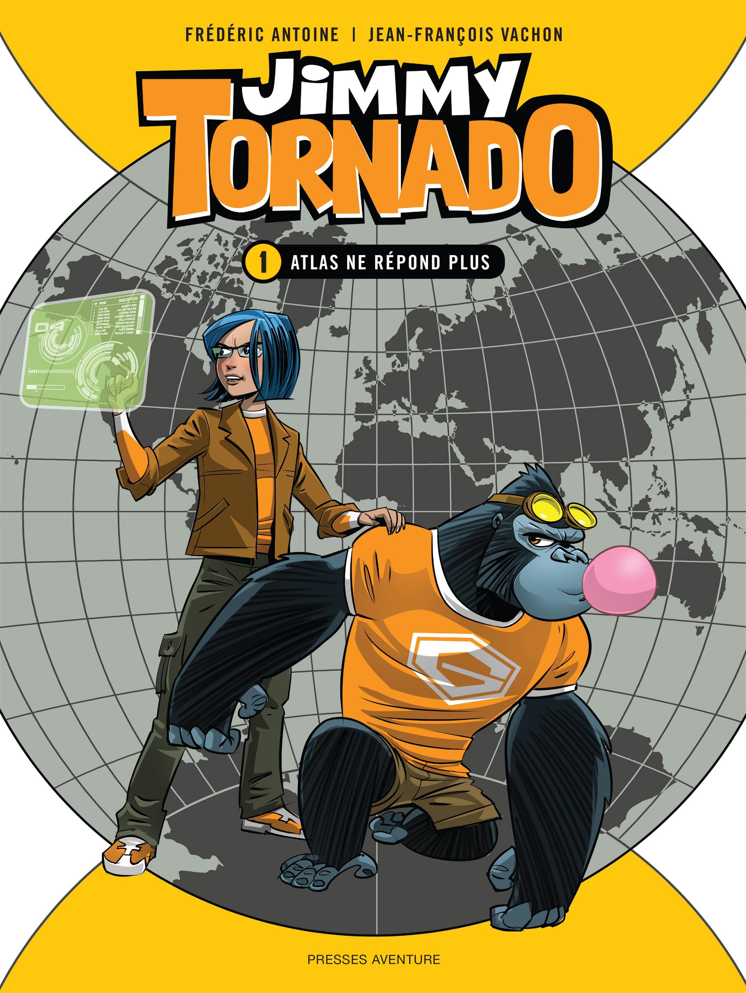 Jimmy Tornado - Nº 1