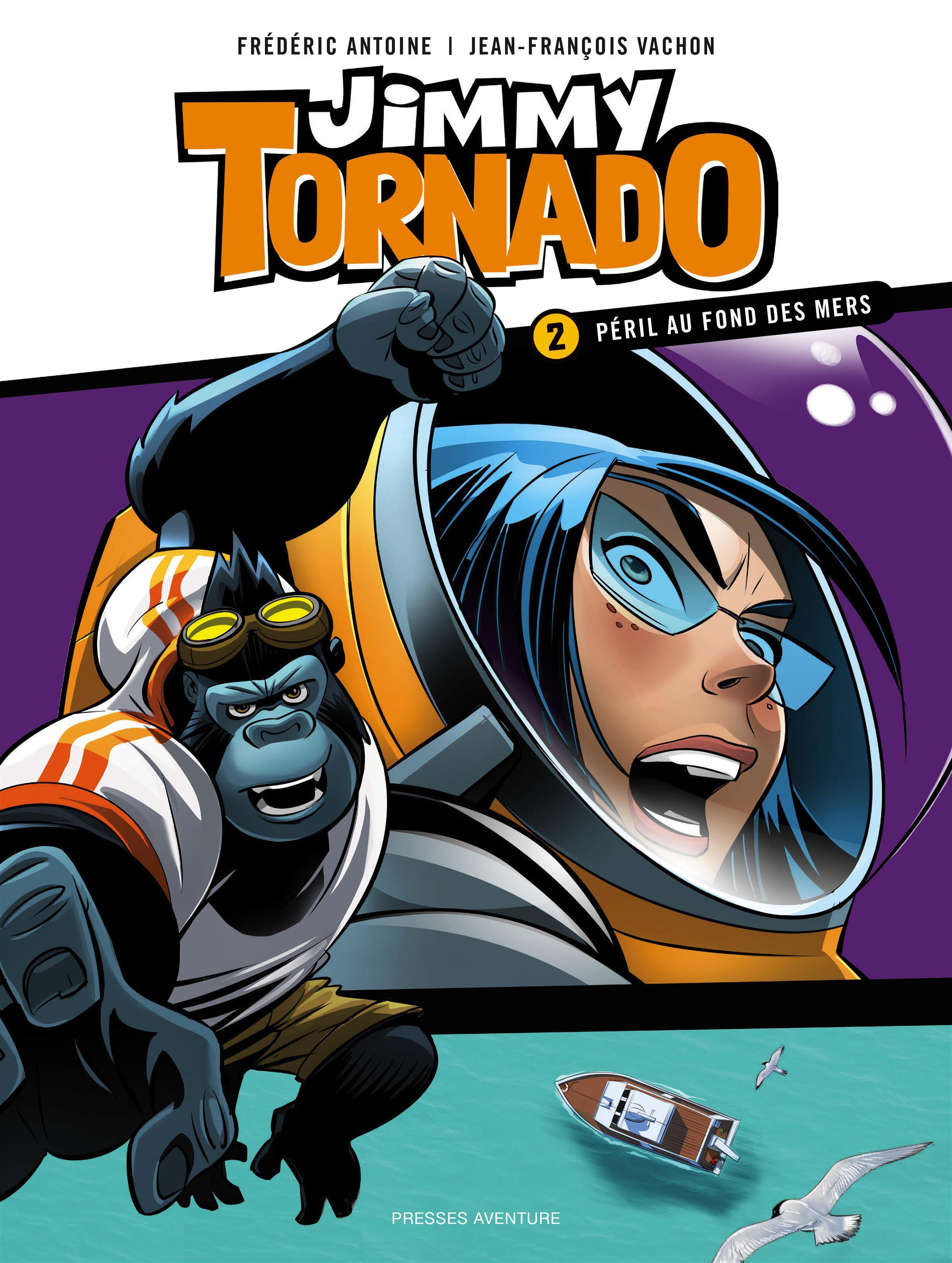 Jimmy Tornado - Nº 2