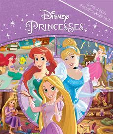 Livre Disney Princesses Mon Mini Cherche Et Trouve