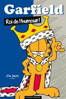 Livre Garfield Roi De L Humour Messageries Adp