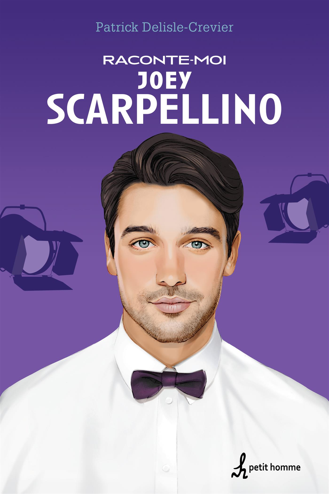 Image de couverture (Raconte-moi Joey Scarpellino - No 7)