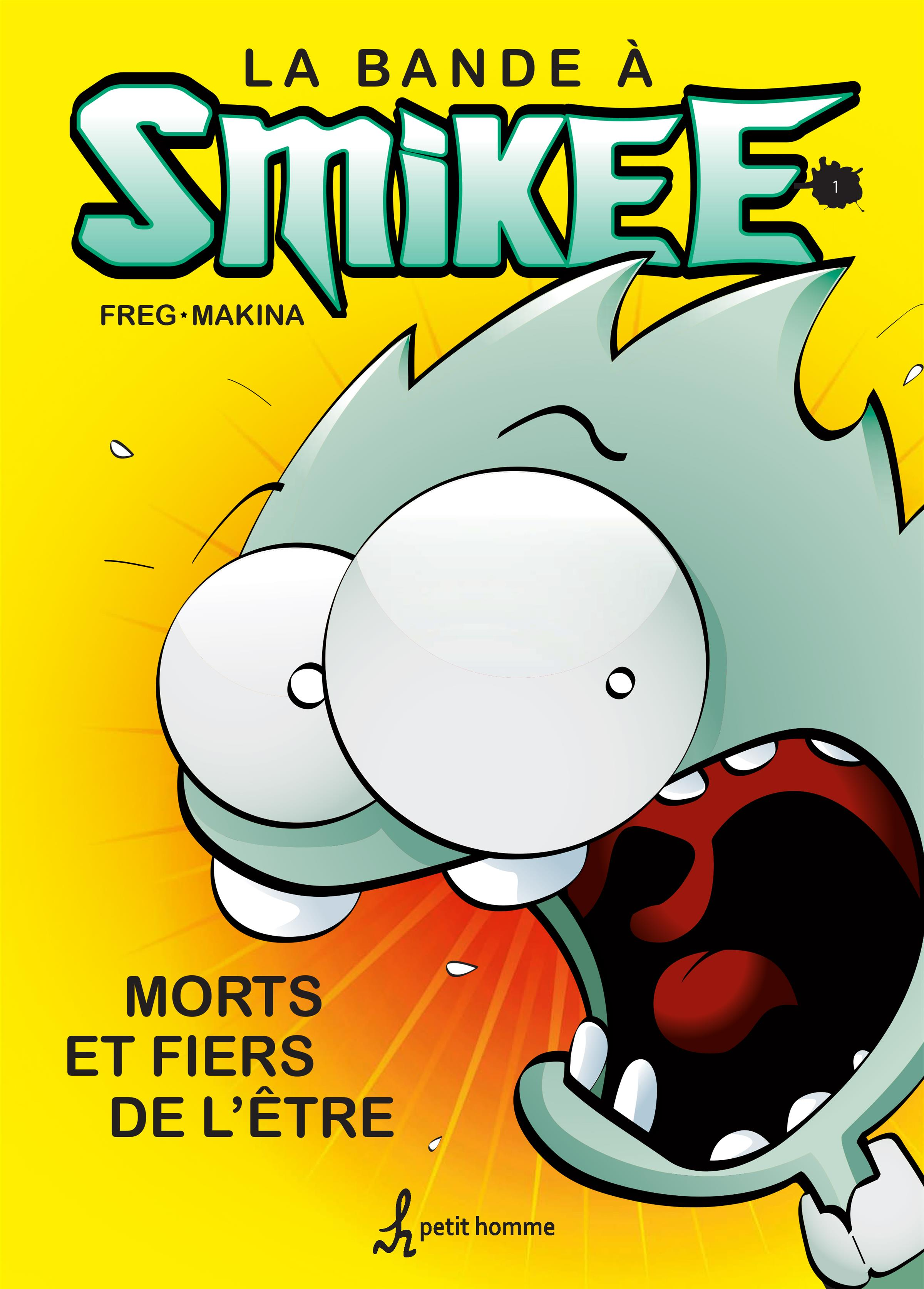 bande à Smikee tome 1