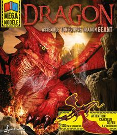 Coffret - Méga Modèle Dragon - Assemble ton propre dragon géant