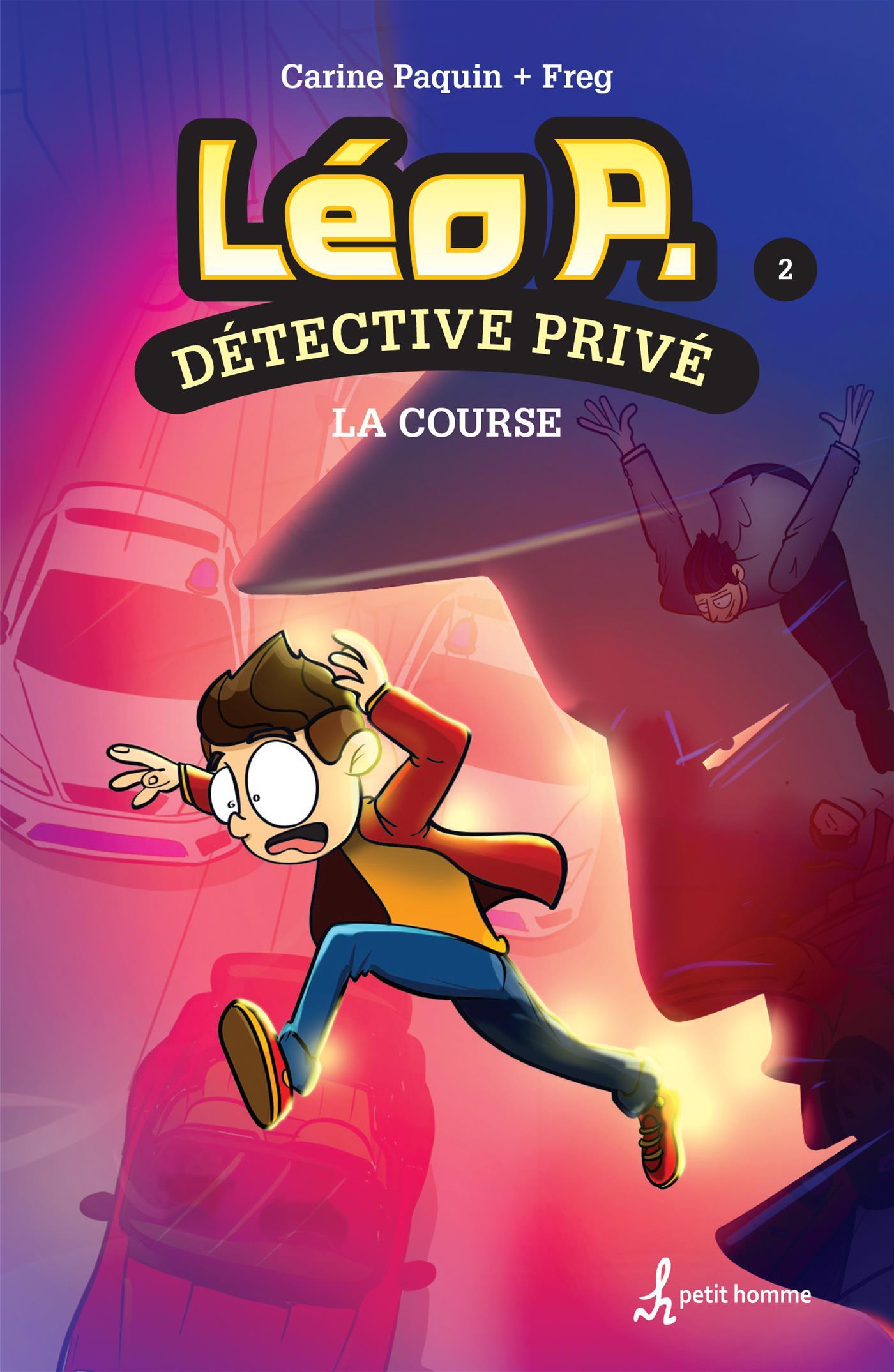 Léo P., détective privé - Tome 2