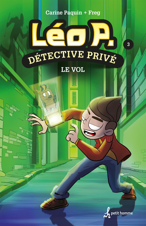 Léo P., détective privé - Tome 3