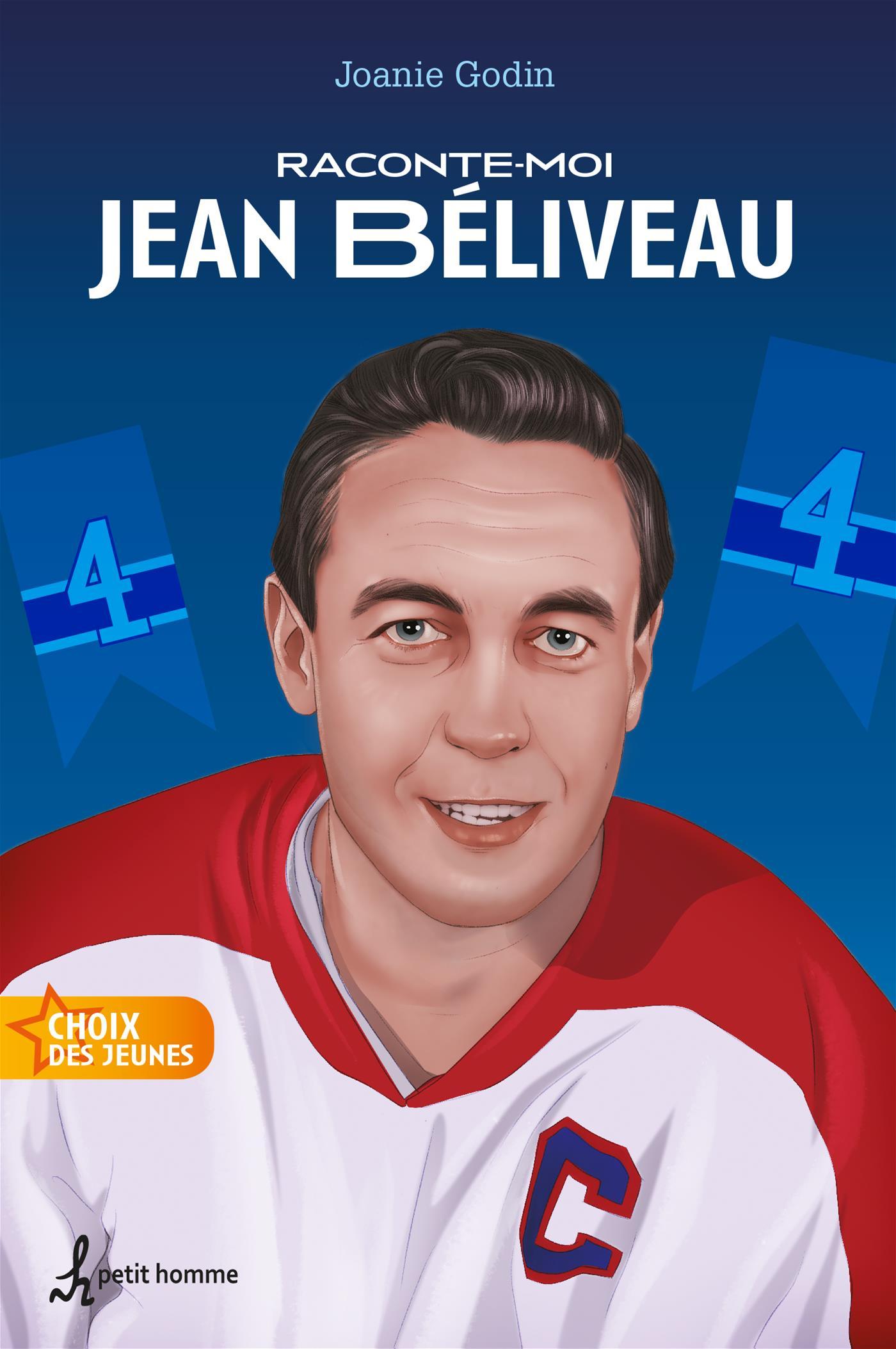 Raconte-moi Jean Béliveau