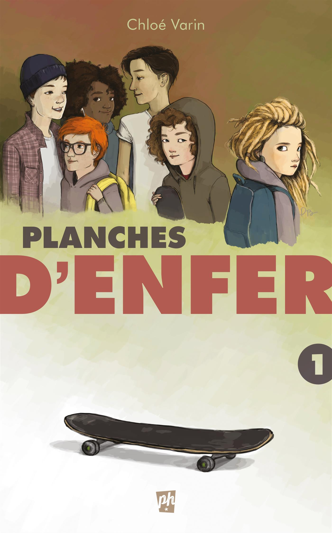 Planches d'enfer. Tome 1 : Annabelle 180