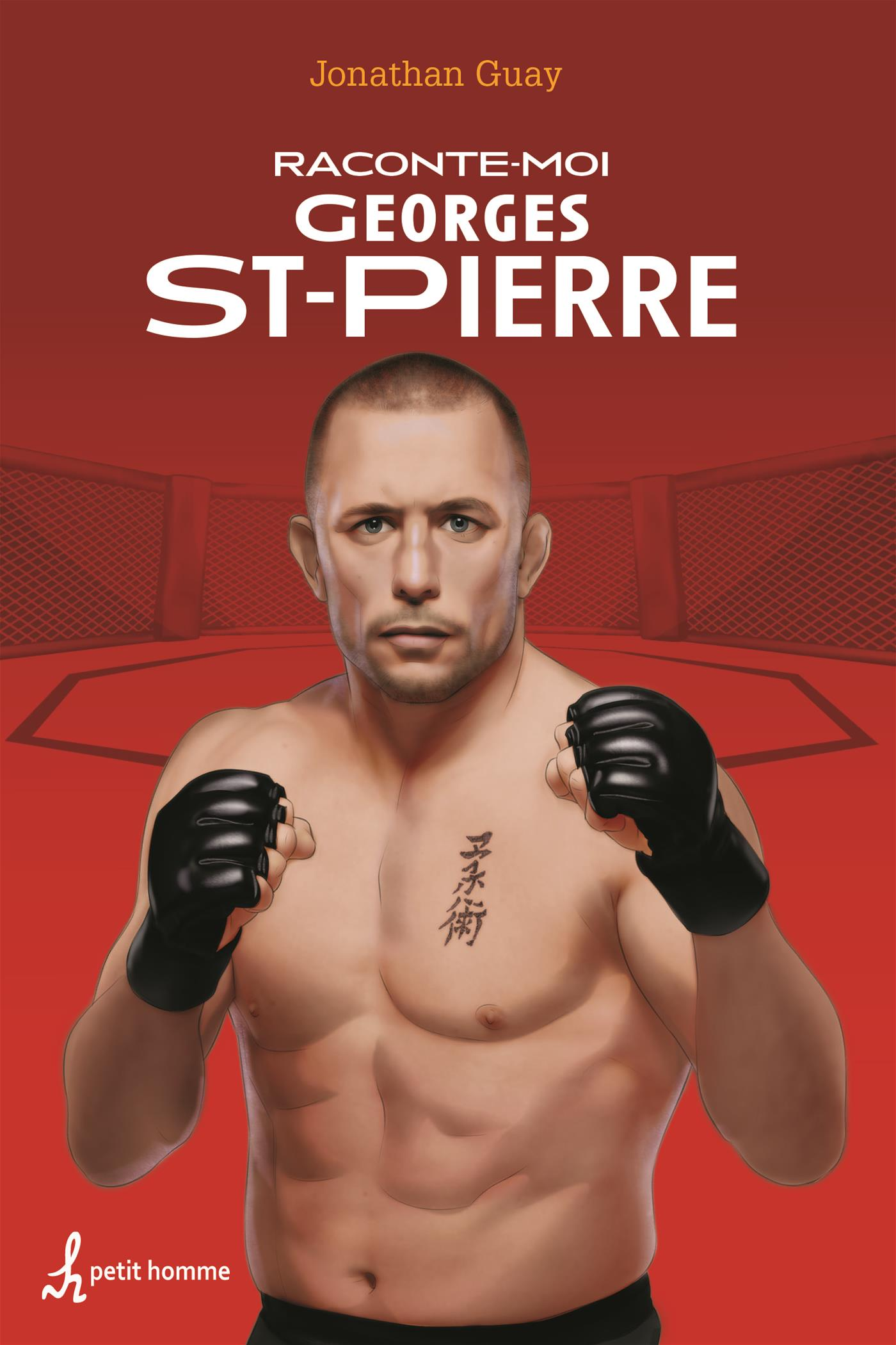 Raconte-moi Georges St-Pierre  - Nº 33