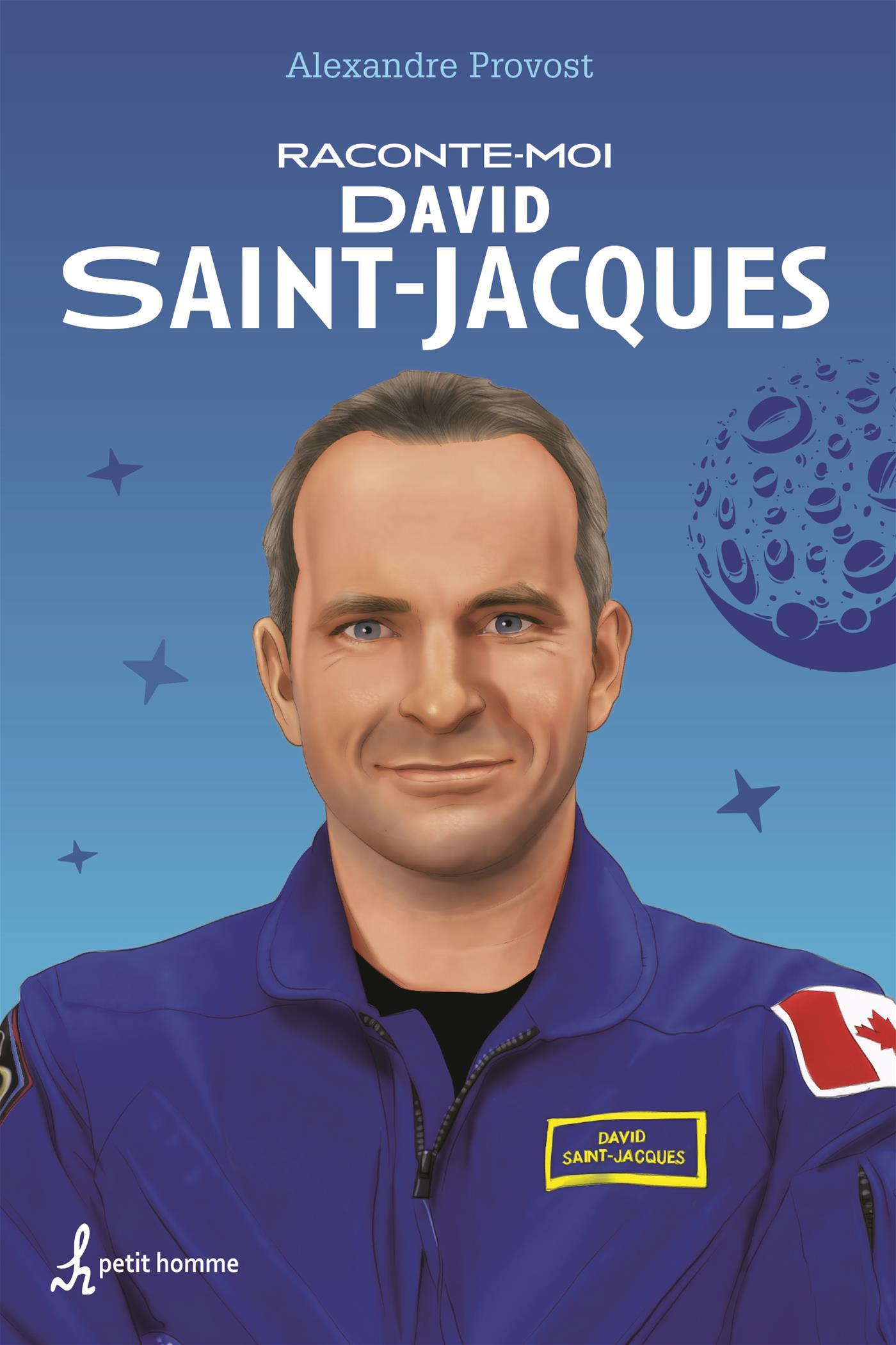 Raconte-moi David Saint-Jacques - Nº 34