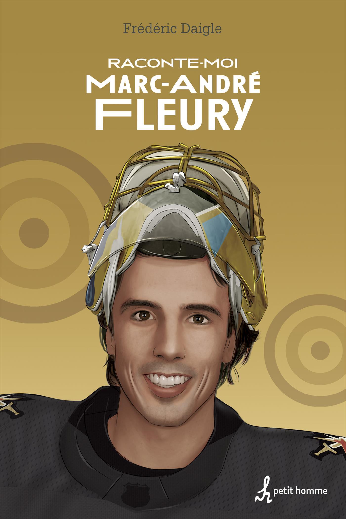Image de couverture (Raconte-moi Marc-André Fleury  - Nº 41)