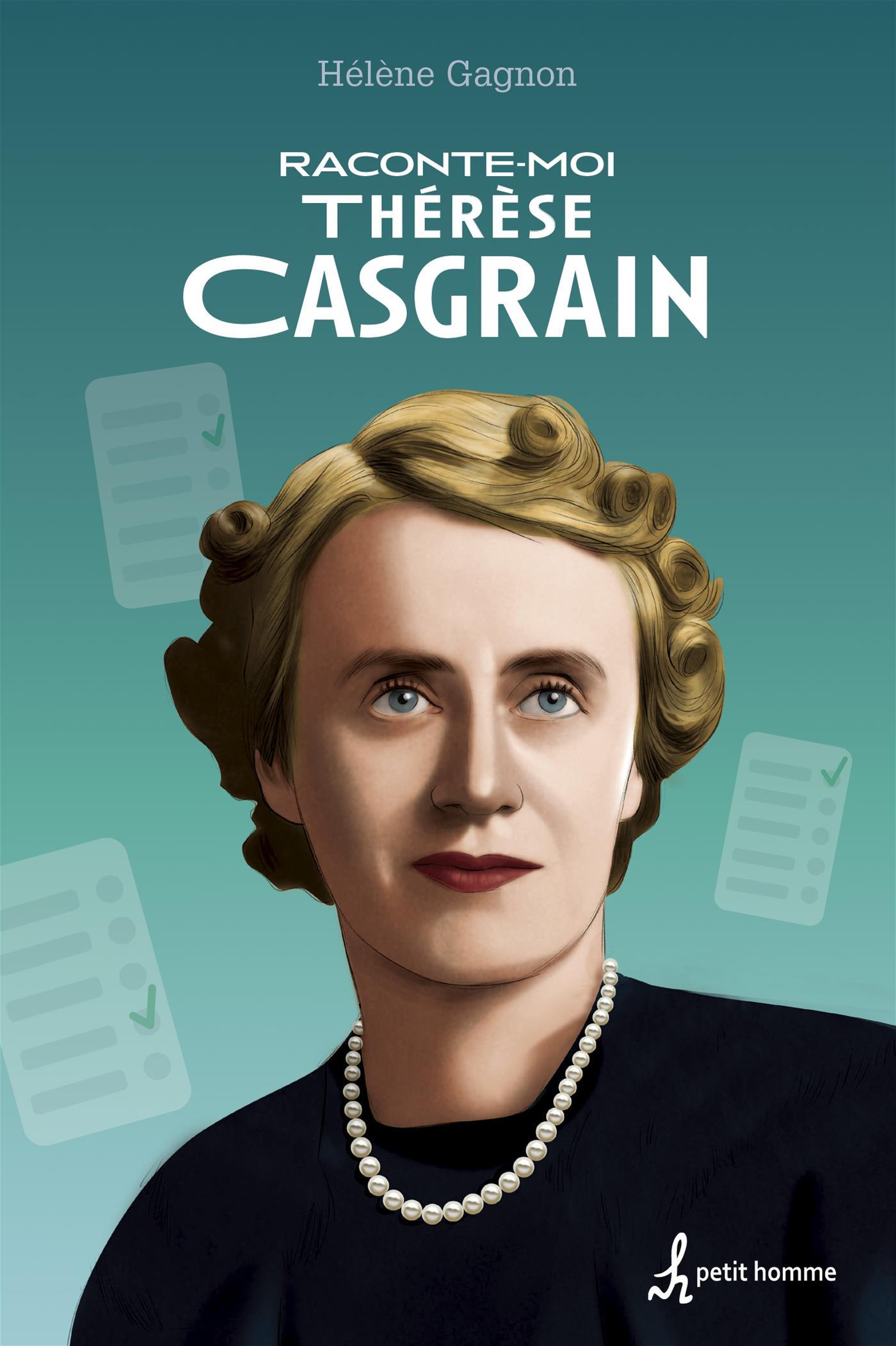 Image de couverture (Raconte-moi Thérèse Casgrain - Nº 42)