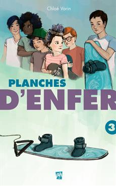 Planches d'enfer. Tome 3