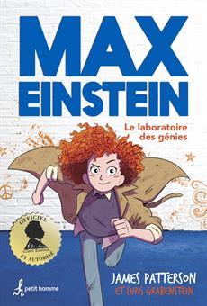 Max Einstein - Tome 1 - Le laboratoire des génies