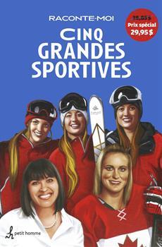Boîtier - Raconte-moi Cinq grandes sportives