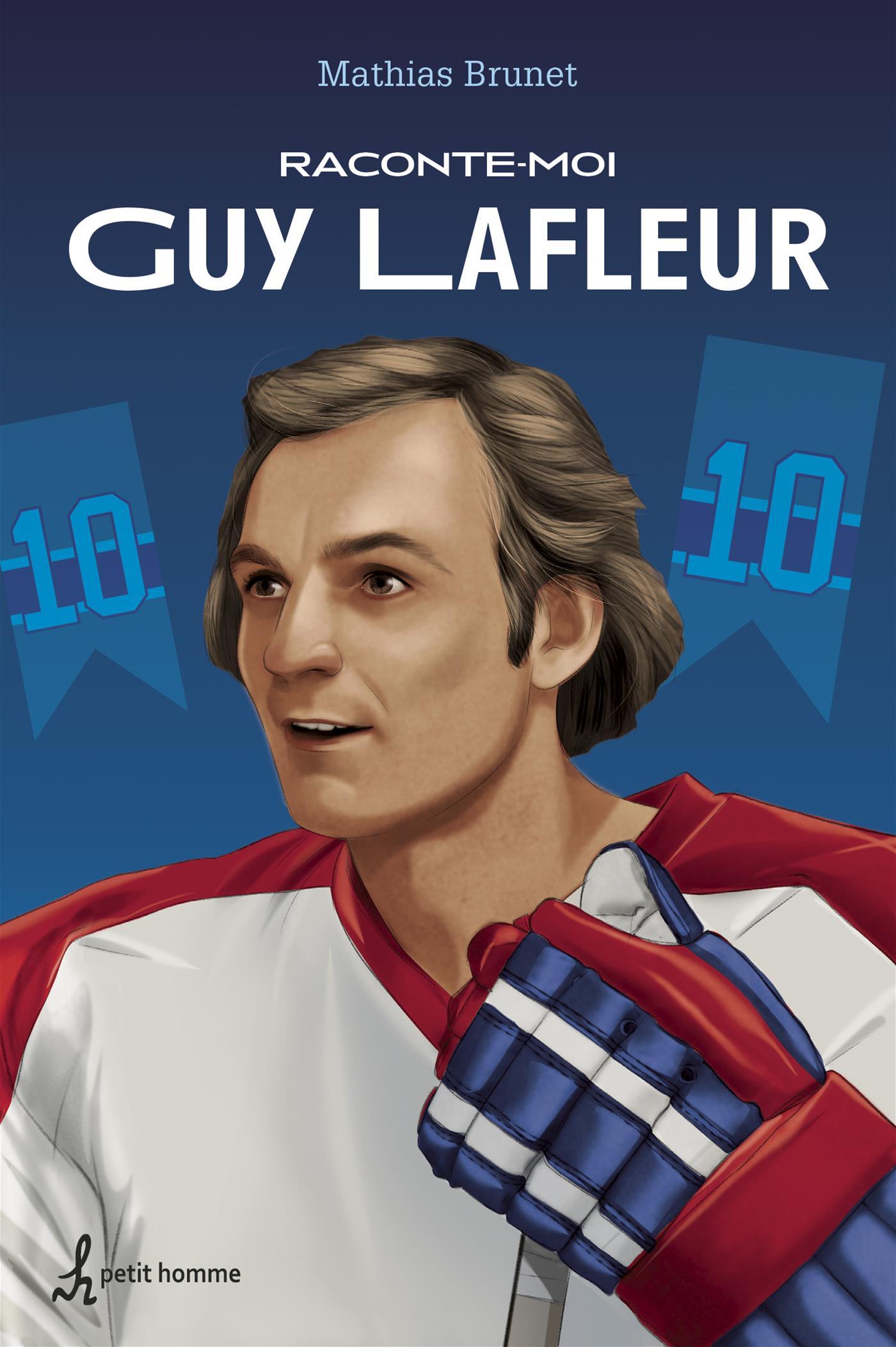 Image de couverture (Raconte-moi Guy Lafleur  – Nº 43)