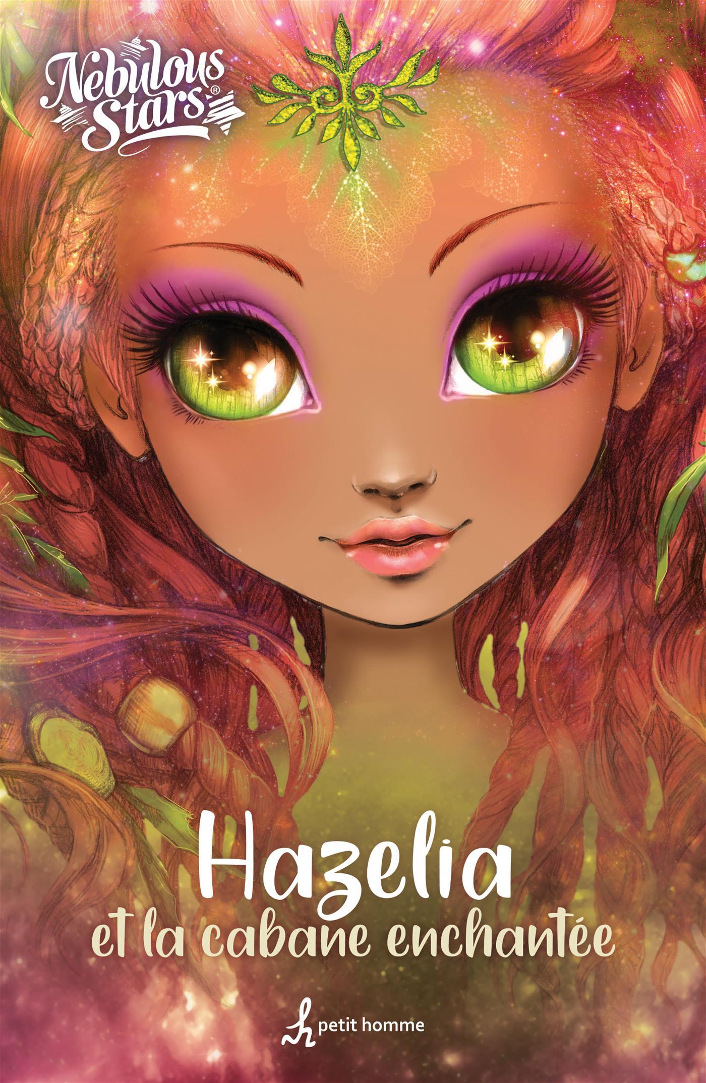 Image de couverture (Hazelia et la cabane enchantée)