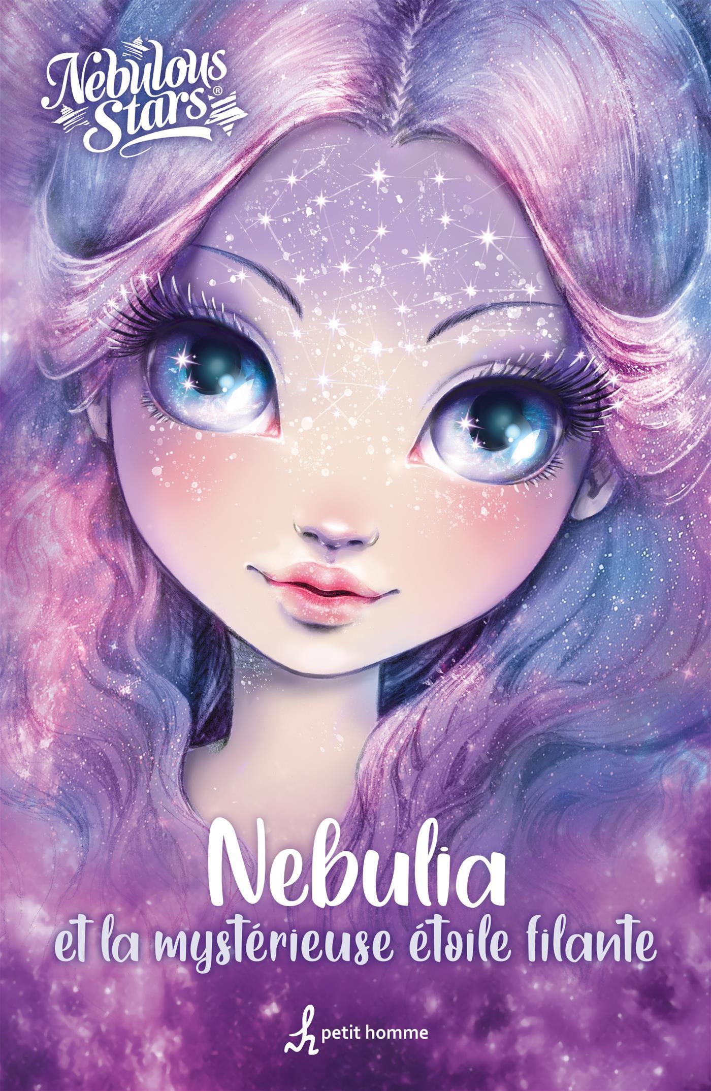 Image de couverture (Nebulia et la mystérieuse étoile filante)