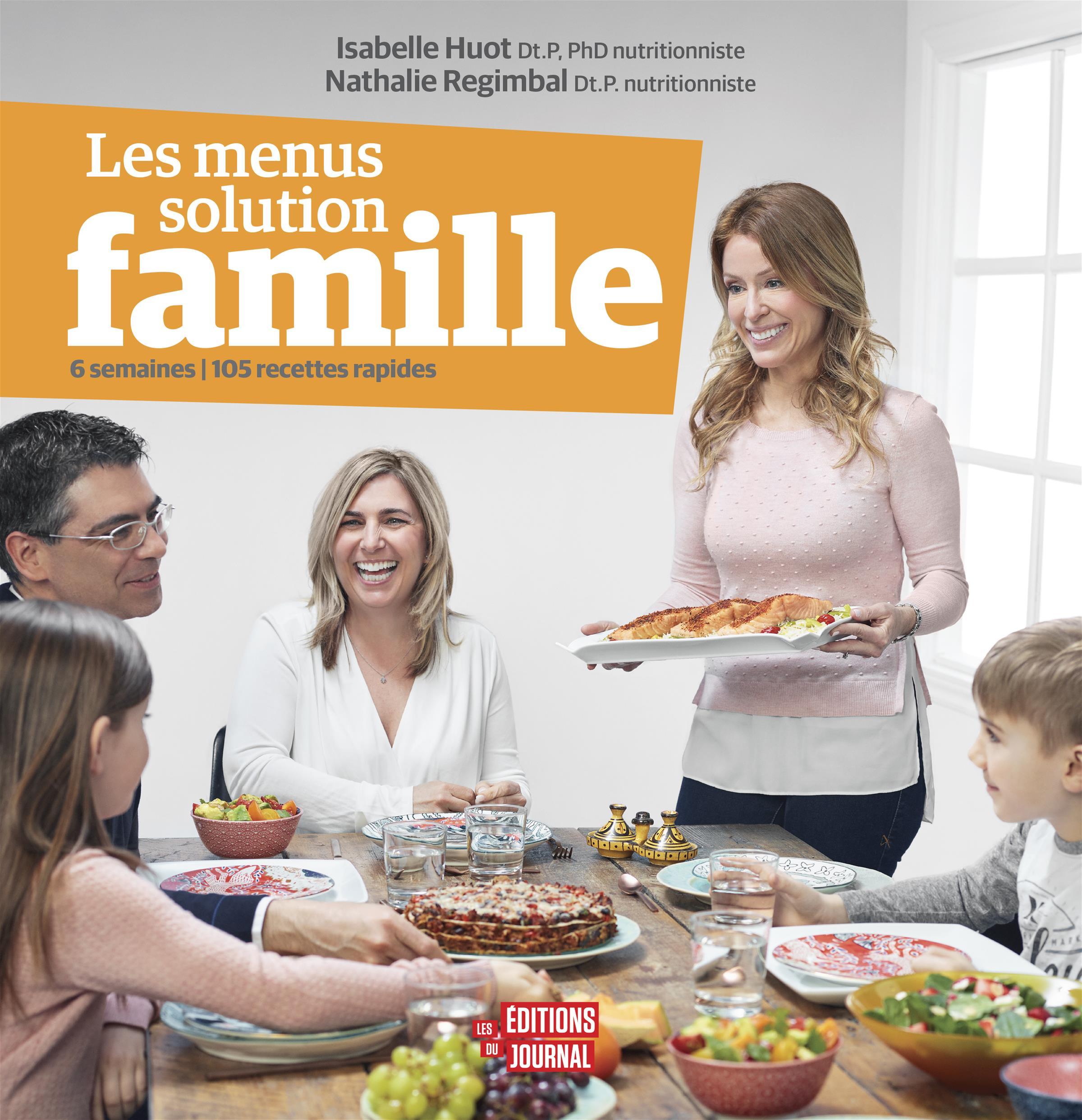 Les menus solution famille