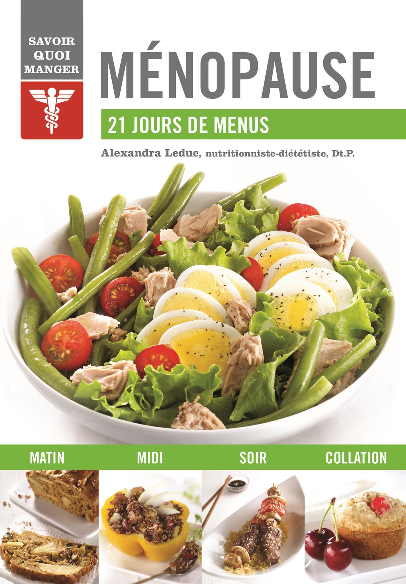 Savoir quoi manger - Ménopause